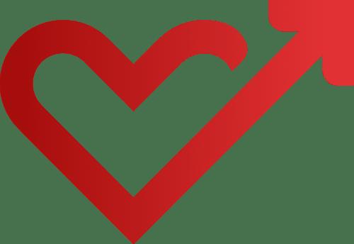 Health Shield Val Heart Logo