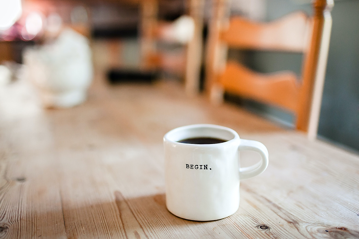 Transform your day with a morning self-care practice